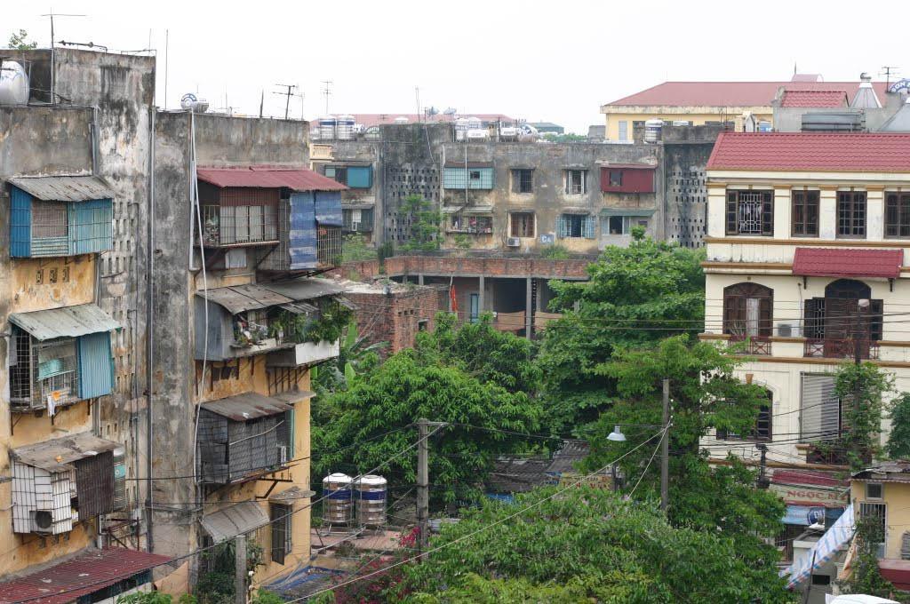 Khu tập thể Nam Đồng nơi sống ảo lý tưởng